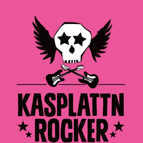 Kasplattnrocker Logo Partyband