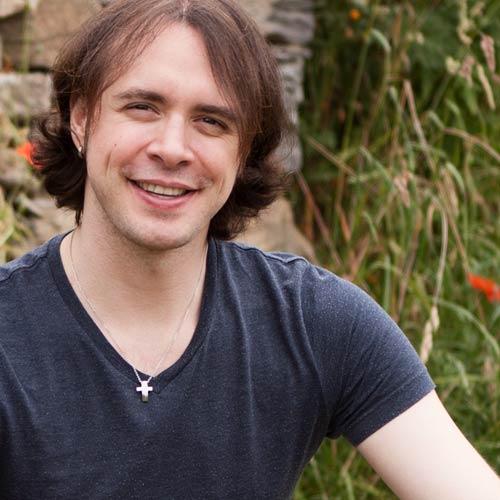 Kasplattnrocker Sänger Sebastian